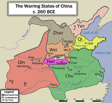 Map.WarringStates